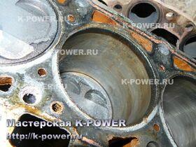 Капитальный ремонт двигателя ВАЗ 21124 (1.6, 16v)