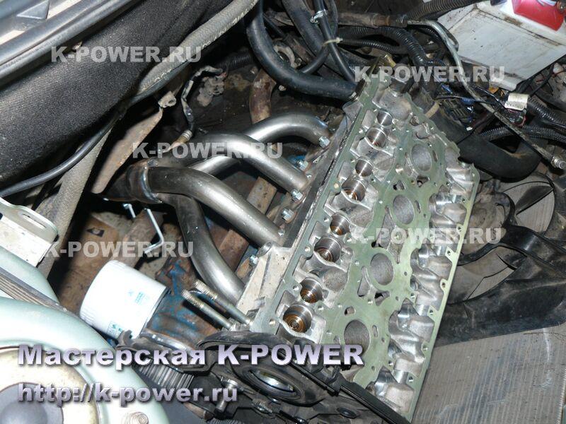 Шевроле ремонт двигателя цена