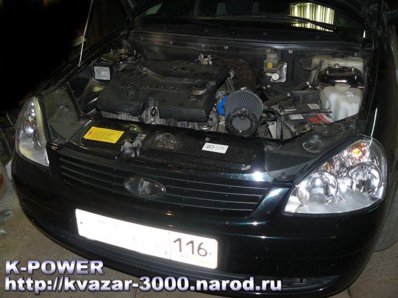 приора двигатель