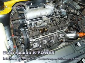 K-POWER | Типовой капитальный ремонт восьмиклапанного двигателя ВАЗ