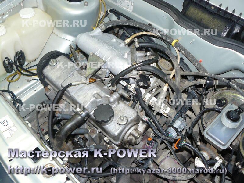 двигателя 2114