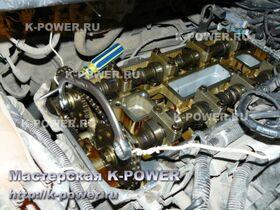 замена цепи на ford c-max 2004