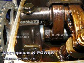 Ремонт двигателя Renault Logan 1.4
