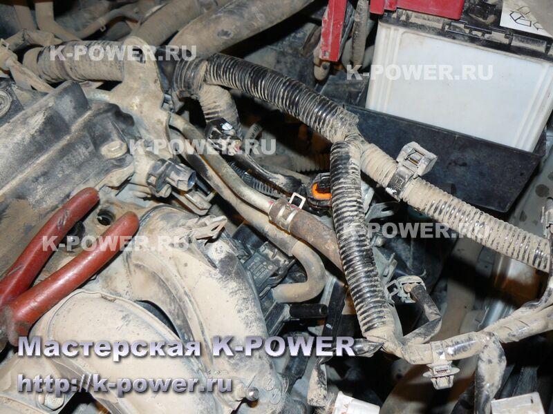 Mitsubishi Lancer X: Ремонт