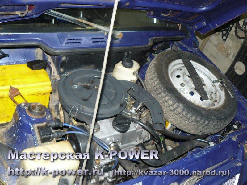 ремонт двигателя ОКА-11113