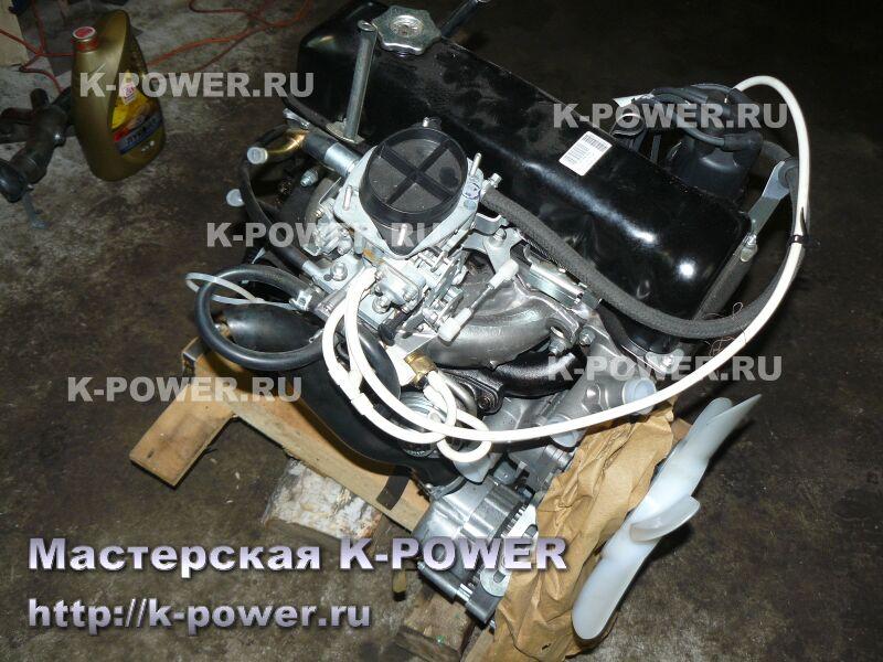 Тюнинг нового двигателя ВАЗ