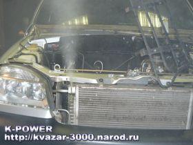 радиатор кондиционера шевроле нива старого образца - фото 10